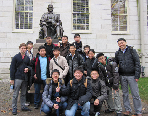 Josephians at Harvard_2010.JPG