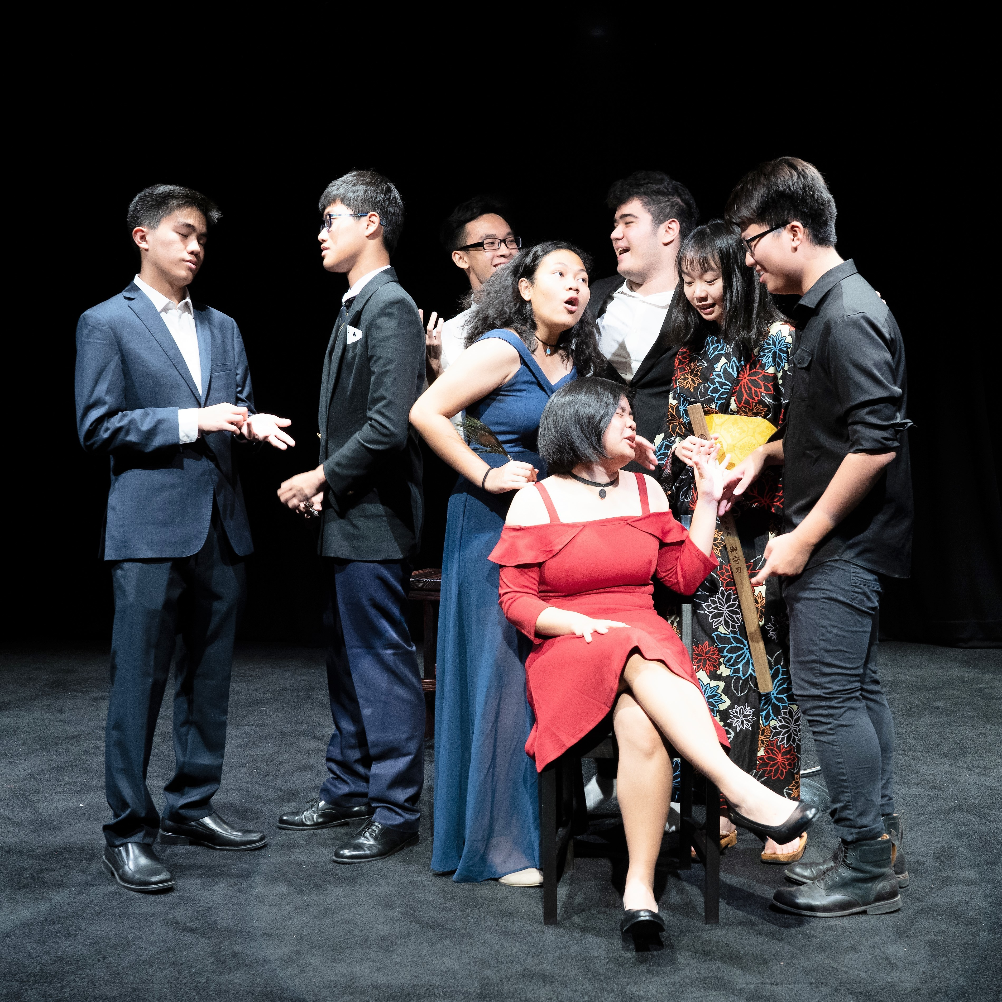Senior Drama Club students in an excerpt from the World Theatre Festival2.jpg