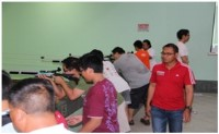 3mar2012-Practising at the Shooting Gallery.jpg
